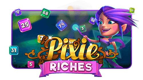 Pixie riches web icon deployed 01