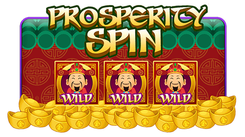 Prosperity spin web icon deployed 01
