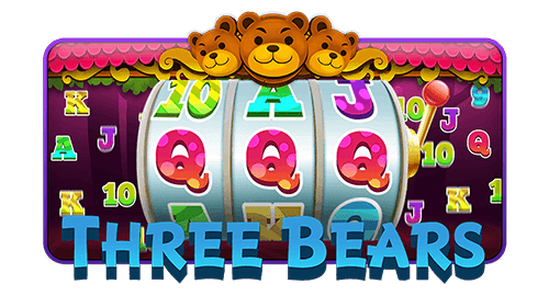 Three bears web icon deployed 01